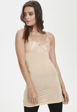 Soaked in Luxury - Clara  - Vestido ligero - amberlight nude