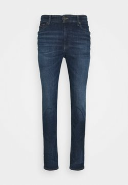 Tommy Jeans - SIMON SKINNY - Jeansy Skinny Fit - queens dark blue