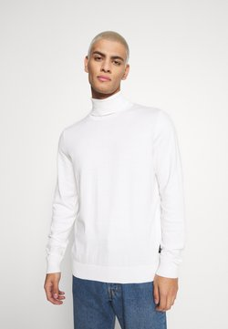 Zign - Strickpullover - white