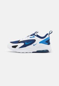 Nike Sportswear - AIR MAX BOLT UNISEX - Sneaker low - blue void/signal blue/white/black