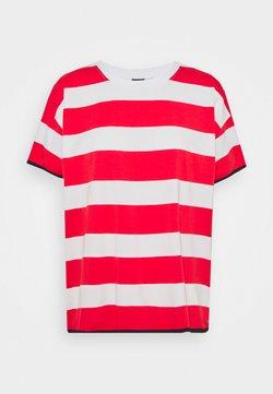Luhta - AHMOO - T-Shirt print - classic red
