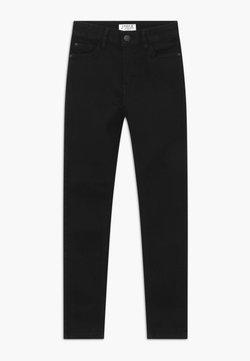 Lindex - Slim fit jeans - black