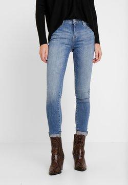 Esprit - SKINNY - Jeans Skinny Fit - blue light wash