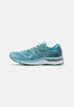 ASICS - GEL-NIMBUS 23 - Zapatillas de running neutras - smoke blue/pure silver