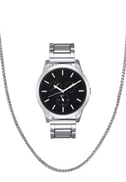Pier One - SET - Montre - silver-coloured