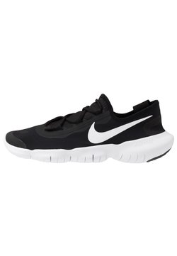 Nike Performance - FREE RN 5.0 2020 - Laufschuh Natural running - black/white/anthracite