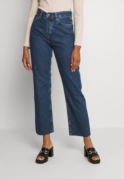 Pepe Jeans - ROBYN - Jeans relaxed fit - dark used