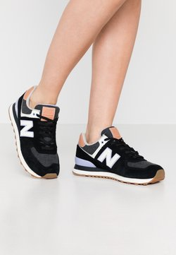New Balance - WL574 - Sneakers laag - black