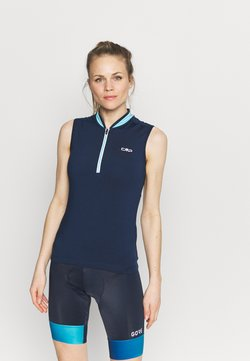 CMP - WOMAN BIKE - Top - blue