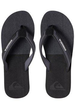 Quiksilver - Teensandalen - black/grey/black