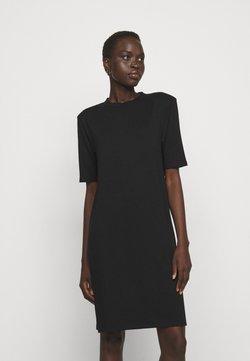 Won Hundred - CORA DRESS - Vestido camisero - black