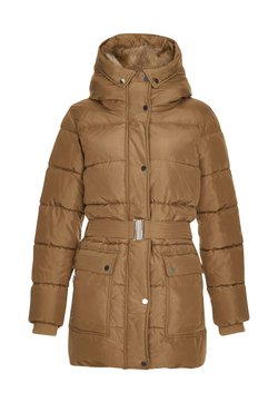 Next - BELTED PADDED - Winterjas - brown