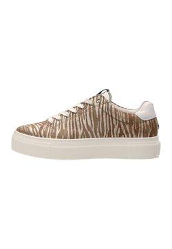Maruti - Sneaker low - zebra beige silver