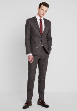 Shelby & Sons - NEWTOWN SUIT - Costume - dark brown
