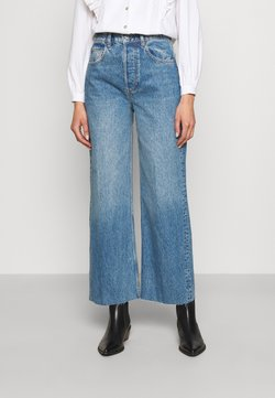 Boyish - THE CHARLEY  WIDE LEG  - Jeans relaxed fit - far country
