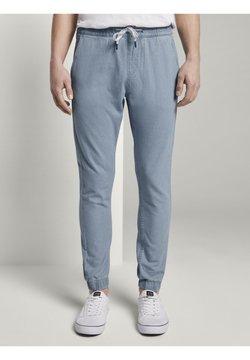 TOM TAILOR DENIM - Jeans Relaxed Fit - bleached blue denim