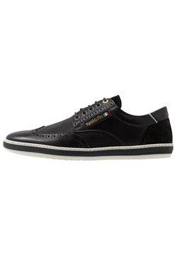 Pantofola d'Oro - MILAZZO UOMO LOW - Sportieve veterschoenen - black