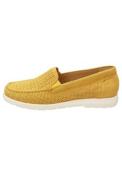 Sioux - Mocassins - gelb