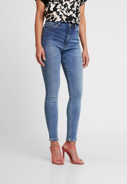 ONLY Petite - ONLMILA - Jeans Skinny Fit - medium blue denim
