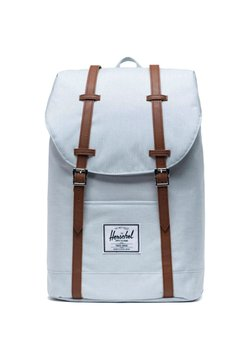 Herschel - RETREAT UNISEX - Reppu - ballad blue pastel crosshatch