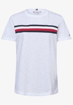 Tommy Hilfiger - T-Shirt print - weiß