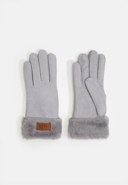 UGG - TURN CUFF GLOVE - Fingerhandschuh - light grey