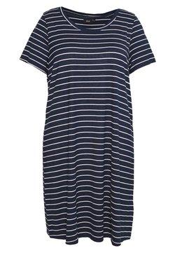 Zizzi - VFREJA DRESS - Jerseykleid - mood indigo