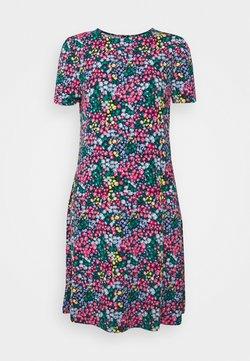 Marks & Spencer London - FLORAL SWING DRESS - Jerseyjurk - multi-coloured