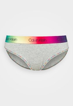 Calvin Klein Underwear - PRIDE HIPSTER - Panties - grey heather