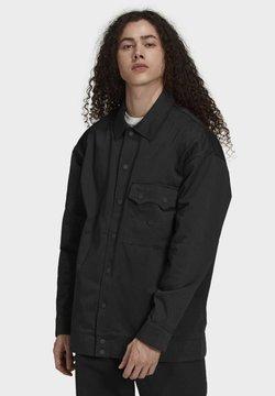 adidas Originals - ADICOLOR TWILL  - Giacca leggera - black