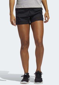 adidas Performance - HEAT.RDY TRAINING SHORTS - Pantalón corto de deporte - black