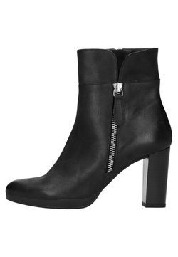 Manfield - Ankle Boot - black/black