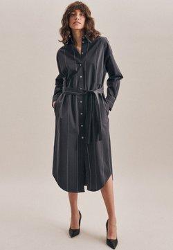 Seidensticker - Blusenkleid - grau
