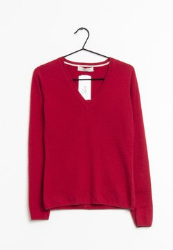 FTC Cashmere - Strickpullover - red