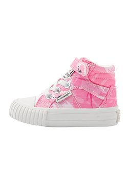 British Knights - DEE - Sneaker high - pink flamingo
