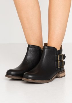 Barbour - SARAH LOW BUCKLE  - Ankle Boot - black