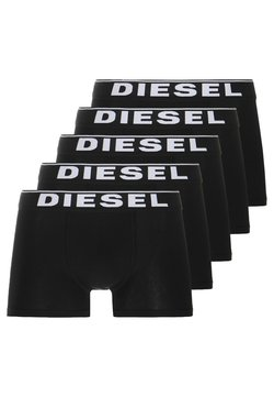 Diesel - UMBX-DAMIENFIVEPACK 5 PACK - Panties - black
