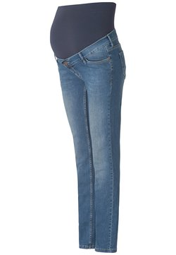 Noppies - BEAU - Straight leg jeans - mid bleu