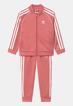 adidas Originals - SET - Survêtement - hazy rose/white