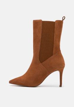 Zign - High heeled boots - cognac