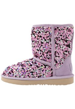 UGG - CLASSIC II STELLAR SEQUIN - Stiefelette - lilac frost