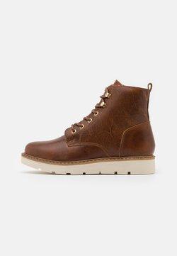 Vero Moda - VMBETTY BOOT - Snowboot/Winterstiefel - friar brown
