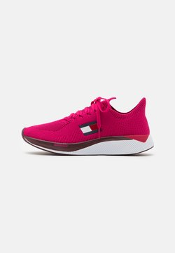 Tommy Hilfiger - ELITE 2 WOMEN - Zapatillas de running neutras - pink