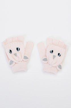DeFacto - Kurzfingerhandschuh - pink