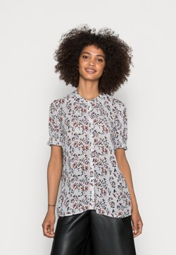 edc by Esprit - BLOUSE - Bluse - off white