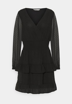 ONLY - ONLLYNG DRESS - Juhlamekko - black