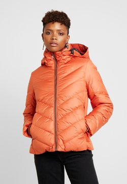 G-Star - WHISTLER SLIM - Daunenjacke - dusty royal orange