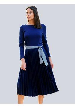 Alba Moda - Cocktailkleid/festliches Kleid - marineblau