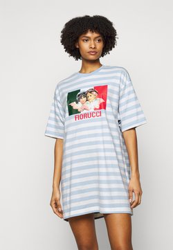 Fiorucci - VINTAGE ANGELS STRIPE DRESS - Jerseykleid - multi