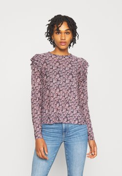 Pieces - PCGWENA - Langarmshirt - winsome orchid
